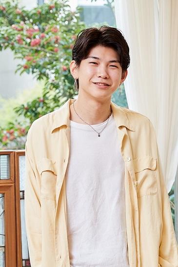 森川さん 2017年入学/2019年卒業