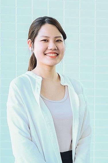 西さん 2019年入学/2021年卒業