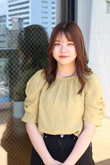 松房さん 2021年入学/1回生