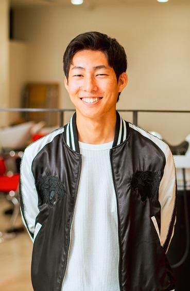 石井さん 2019年入学/2021年卒業